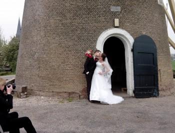 Molen de Vrijheid Bruiloft